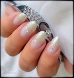 Pearl Glitter Gradient