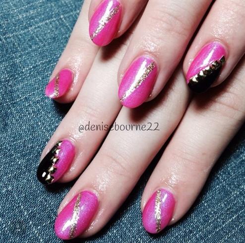 Pink•Black