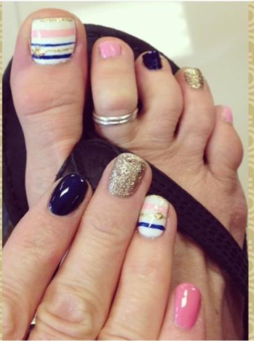 Summer Nails/toes