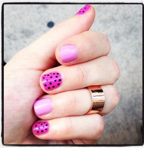 Pink•polka Dots