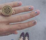 Buttons•evil Eye