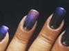 Hand Painted Ombré Gel