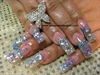 Acrylic Bling Nails