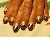Christmas Nails #2