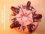 Butterfly Wings Nail Art