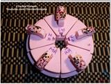 Crackle Flower Nail Art
