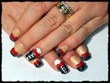 Suit & Tie Nails