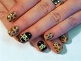 Michael Kors Insp. Animal Print W/ Logo