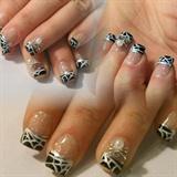 3D Spider Nails