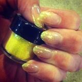 Glitter Fade Tips