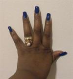 Quirious love is blue Dezi