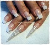 Sea shell stiletto's