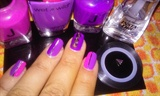 Spike purple