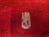 Splatter nail
