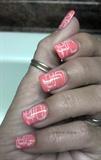 Geometric stamp