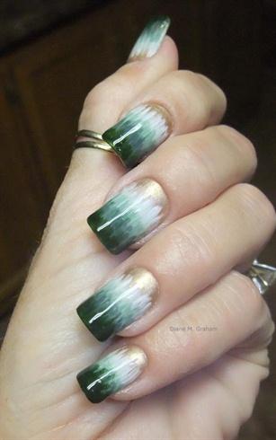 green fade
