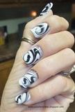 Swirl marble