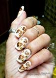 Golden Retriever nail decals