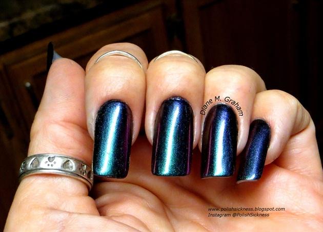 Sally Hansen Nail Prism Turquoise Opal