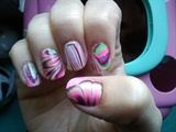 water marble right hand :)