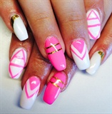 Pink White Gold