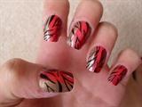 red zebra x