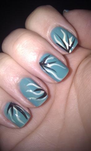 Turquoise Organic