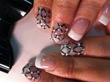 50 shades of Megans nails