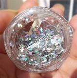 The Diamond Shaped Glitters