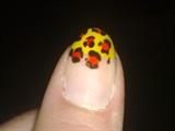 Leopard Print Thumb
