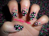 nails as a dress