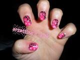 sexy valentine nails