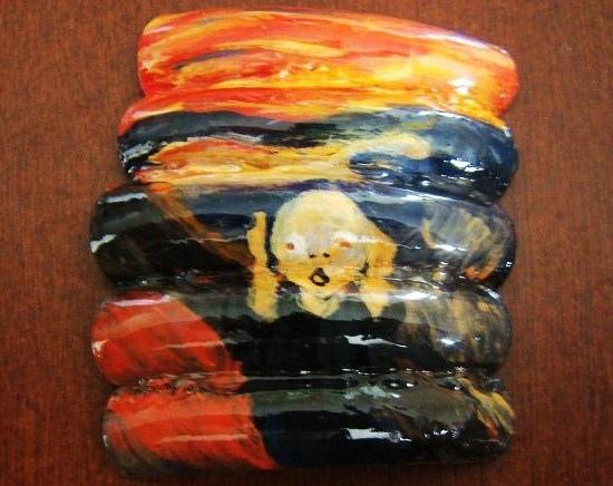 Tribute - Edvard Munch's Scream