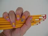 Pencils Left Hand