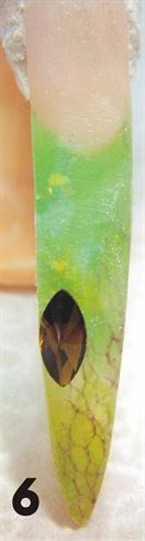 glue swarovsky stone