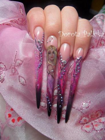Free hand design by Dorota Palicka
