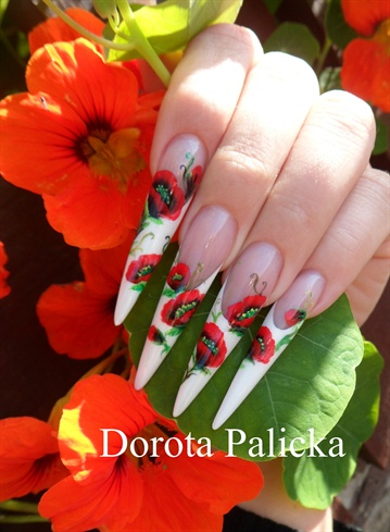 NAIL ART  BY DOROTA PALICKA