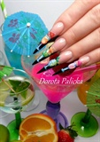 competition nail art by Dorota Palicka