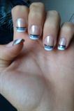 white'blue'gold&black <3
