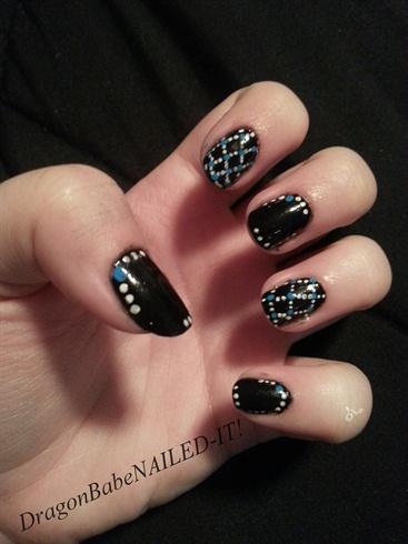 Netting Nail Design