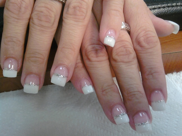 Just a French Nails