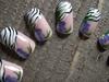 Zebra French w Metallic Floral2