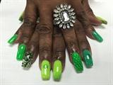 Saint Patrick & Weed