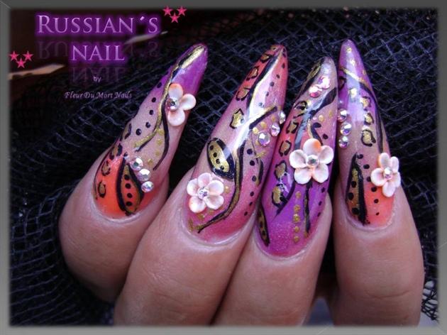 Russian´s nail