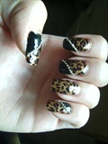 Jerseylicious Inspired Nails