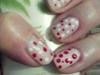 Gel polish dots
