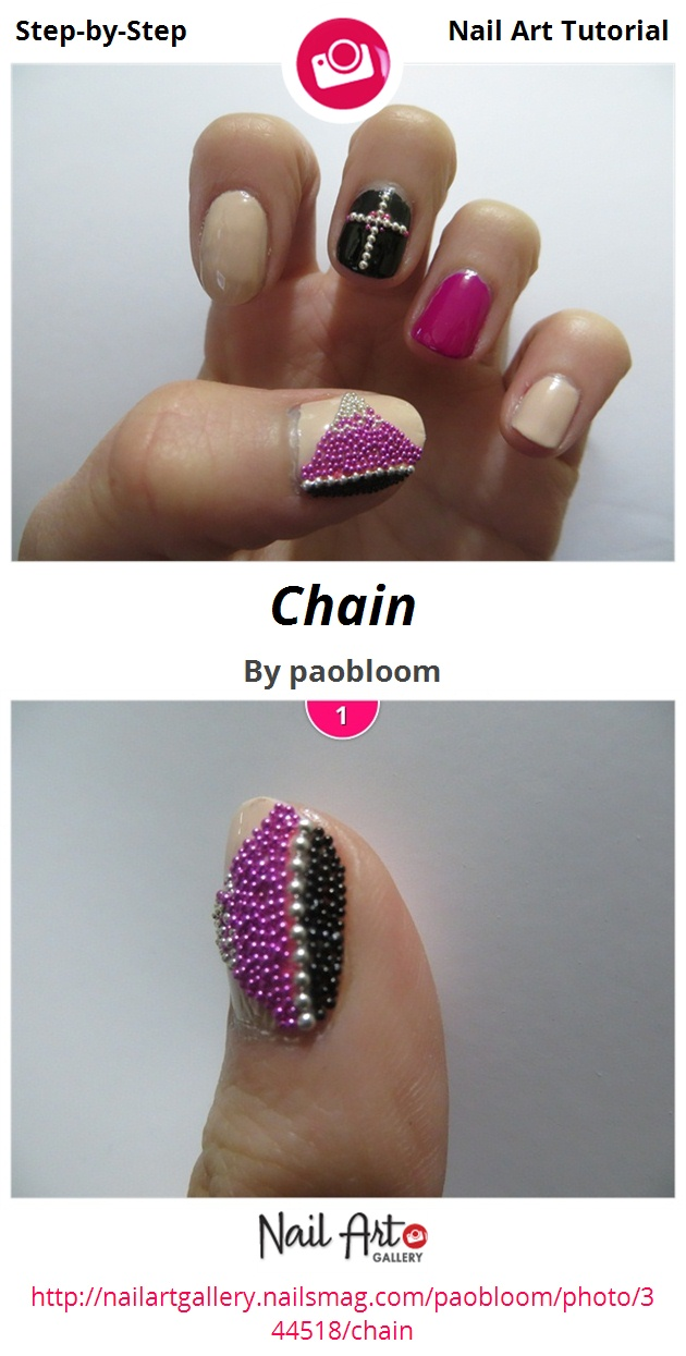 Chain - Nail Art Gallery