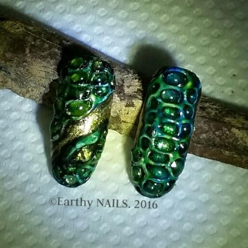Reptil Skin