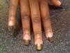 FENDI nails
