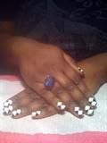Black and White Diamond MINX